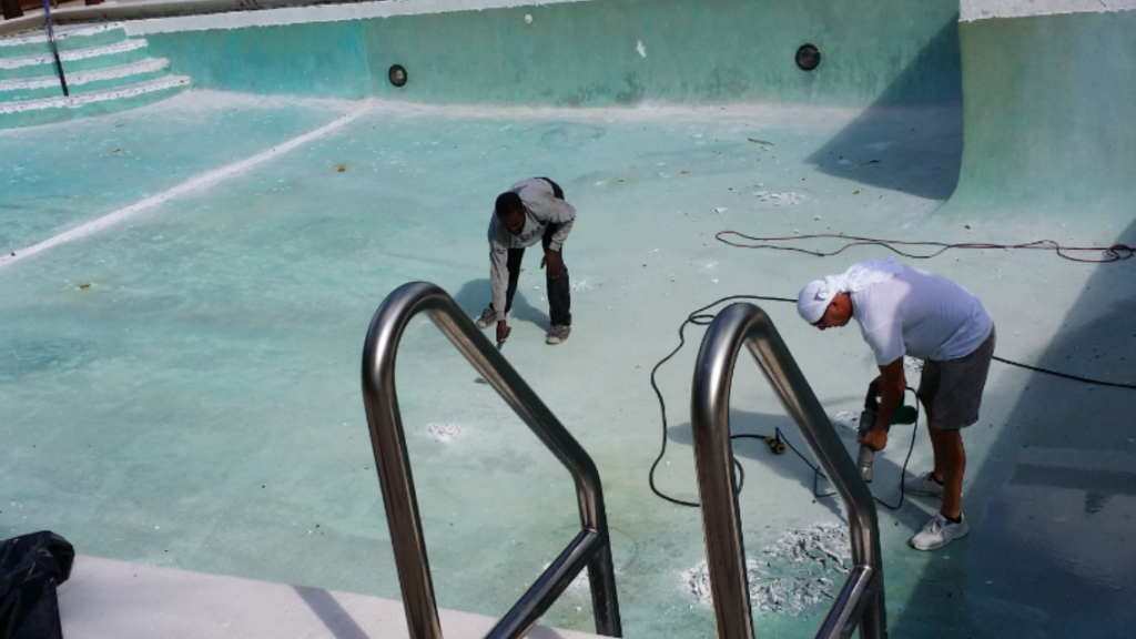 This Year's Harsh Winter May Take Its Toll on Your Pool