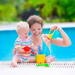 Safe, Clean Pools for Even the Youngest Family Members