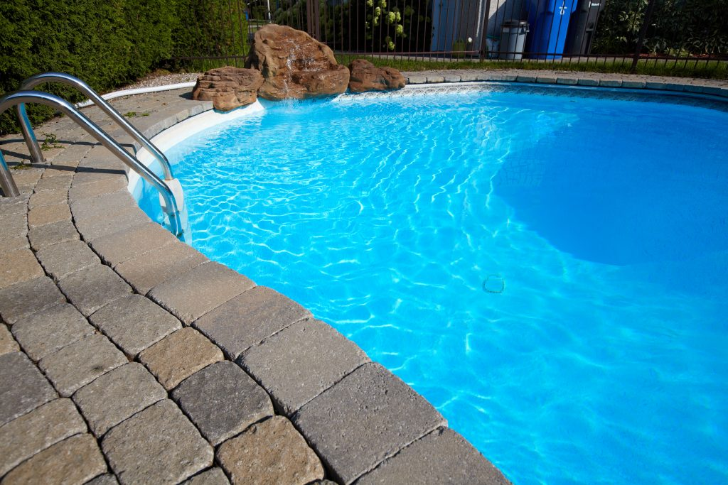 Make Your Pool Distinctive with Water Features