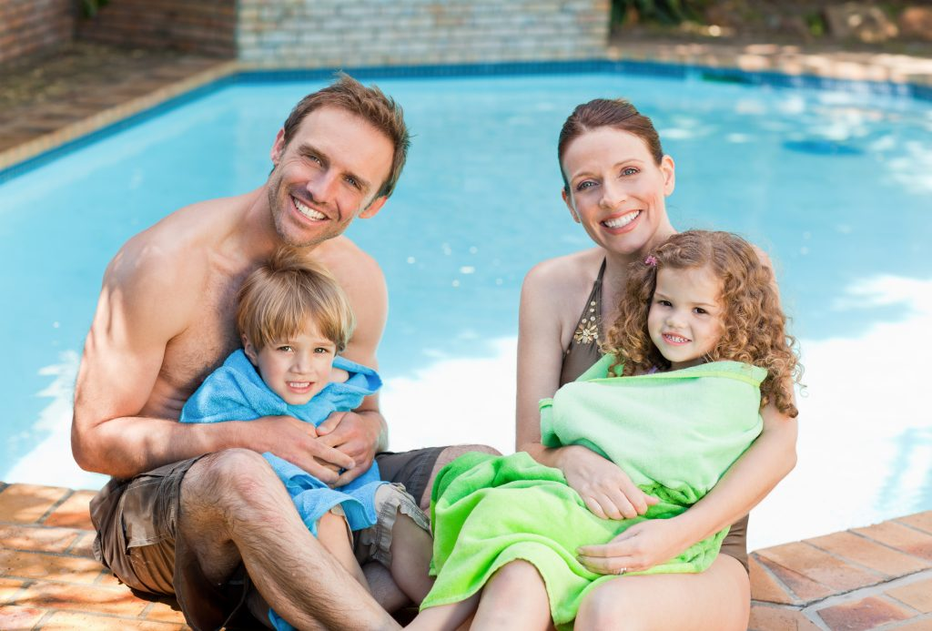 Protect Children, Pets from Pool Dangers