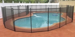 Pool Fences Protect Your Pool When Not in Use