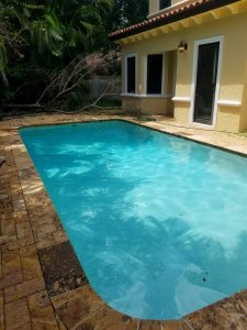 Pool cleaning258