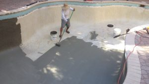 Pool cleaning259