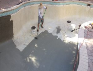 Is it time to resurface your pool eagle pools eagle pools - How long after shocking pool can i swim ...