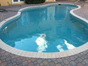 Pool cleaning261